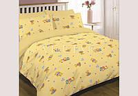 Комплект постельного белья Вилюта детское ранфорс 6112 желтый