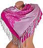 Элегантный женский двусторонний палантин из пашмины 170 на 68 см ETERNO ES0406-10-14 розовый