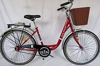 Женский городской дорожный велосипед Ardis Lido 26