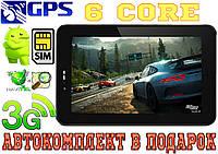 Планшет ТЕЛЕФОН GoClever! 3G, GPS + АВТОКОМПЛЕКТ в ПОДАРОК!