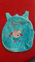 Красивый мягкий детский рюкзак