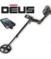 XP Deus без наушников с катушкой 9
