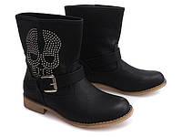Женские ботинки Calliope black, фото 1