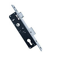 Дверной замок узкопроф. Kale 153 / 25мм (ручка и цилиндр покупается дополнительно)