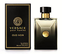 Мужская парфюмированная вода Versace Pour Homme Oud Noir Версаче Пур Хом оуд Ноир