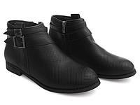 Женские ботинки Greyson black, фото 1