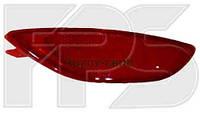 Фонарь задний правый на Hyundai Accent (Хюндай Акцент) 11 -