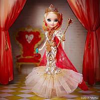 Королевская Эппл Вайт с ресницами, Ever After High Royally Doll