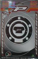 PROGRIP Наклейка на крышку бака мотоцикла  YAMAHA  Progrip 5030 CARBON
