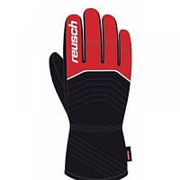 Горнолыжные перчатки Reusch BeroR-TEXXT fire red-black 4101244-302