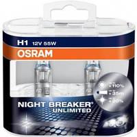 Osram Night Breaker UNLIMITED +110% H1