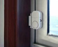 Сигнализация на окна и двери с сиреной.