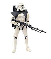 """! Уценка ! Фигурку """"Звездные войны""""  Штурмовик -  Sandtrooper, Star Wars, #01, Hasbro, 15СМ"""