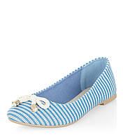 Балетки женские New Look Англия, размер 37 (4) туфли для девочек, подростковые