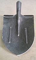 Лопата из рельсовой стали МАТиК штыковая универсальная (ЛШУ).