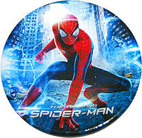 Тарелки праздничные Spiderman 6 шт 250216-621