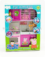 Кухня детская для кукол «Свинка Пеппа» X221C