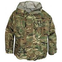 Куртка, парка, дождевик MVP (GORE-TEX), MTP, старого покроя, Великобритания, оригинал, мультикам, мтр.