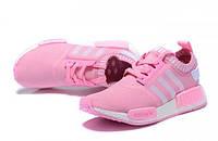Женские кроссовки Adidas Originals NMD Runner Primeknit pink