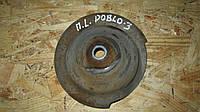 Чашка - тарелка опорная передней пружины Фиат Добло / Fiat Doblo 51739097