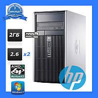 Офисный бу компьютер Hp Athlon x2 DC5850