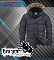 Мужская зимняя куртка теплая