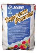 Раствор для быстро высыхающих стяжек Топчем Пронто / Topcem Pronto (уп. 25 кг)