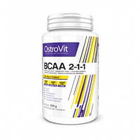 ВСАА Ostrovit Extra Pure BCAA 2.1.1 200g
