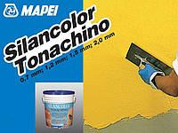 """Cиликоновая штукатурка """"барашек"""" Silancolor Tonachino SP/Силанколор Тонакино СП2.0 мм База Т уп.20 кг Польша"""