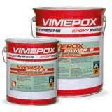 Двухкомпонентная эпоксидная грунтовка Вимепокс Праймер-С / Vimepox Primer-S (прозр) к-т 10 кг