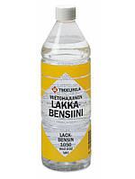 Растворитель 1050 уайт-спирит TIKKURILA , 1 л (6408070001509)