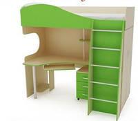 Глория Детская кровать-стол