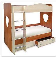 Симба 2 Кровать детская 2-х ярусная