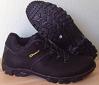 Demax зимние ботинки большого размера мужская обувь сапоги гигант батал.