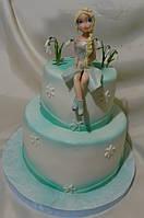 Детский торт из мастики  под заказ Харьков