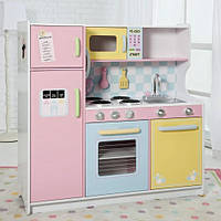 Игровой набор Кухня KidKraft Large Pastel Kitchen (53181)