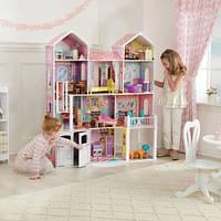 """Кукольный домик для детей Kidkraft """"Загородное поместье"""" (65242)"""