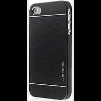 Накладка Motomo для iPhone 5 черный