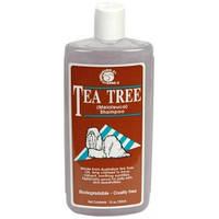 Ring5 ЧАЙНОЕ ДЕРЕВО (Tea Tree) шампунь с маслом чайного дерева для собак и кошек, 0.355