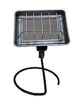 Газовый обогреватель инфракрасного излучения Orgaz, напольный, металлический корпус, 1370 Вт