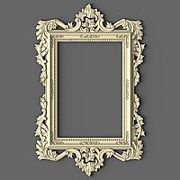 Рама резная для зеркала