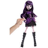 Кукла Монстр Хай Элизабет из коллекции Страшно-огромные 43 см (Monster High Frightfully Tall Ghouls Elissabat