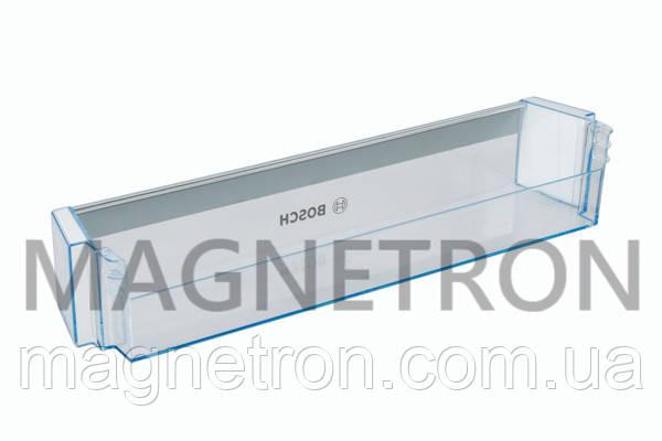 Полка двери (с логотипом) для бутылок к холодильнику Bosch 707344, фото 2