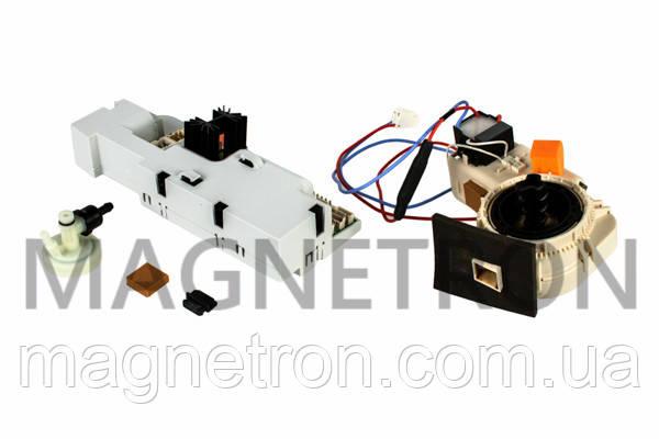Ремкомплект (кофемолка, модуль управления SW1.07, расходомер, прокладки) для кофемашин Bosch 653308, фото 2
