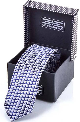 Яркий мужской галстук  ETERNO (ЭТЕРНО) ETEG678 разноцветный