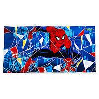 Детское махровое полотенце Дисней Марвел Спайдермен Disney Marvel Spider-man Beach Towel