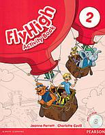 Fly High 2 Activity Book (рабочая тетрадь)