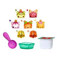 Набор ароматных игрушек NUM NOMS S2 - АРОМАТНАЯ ФЕЕРИЯ (6 намов, 2 нома, с аксессуарами, в ассортим