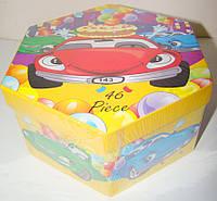 "Набор для рисования 46 предметов ""Машина"""