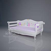 """Кроватка детская декорированная """"Версаль"""""""